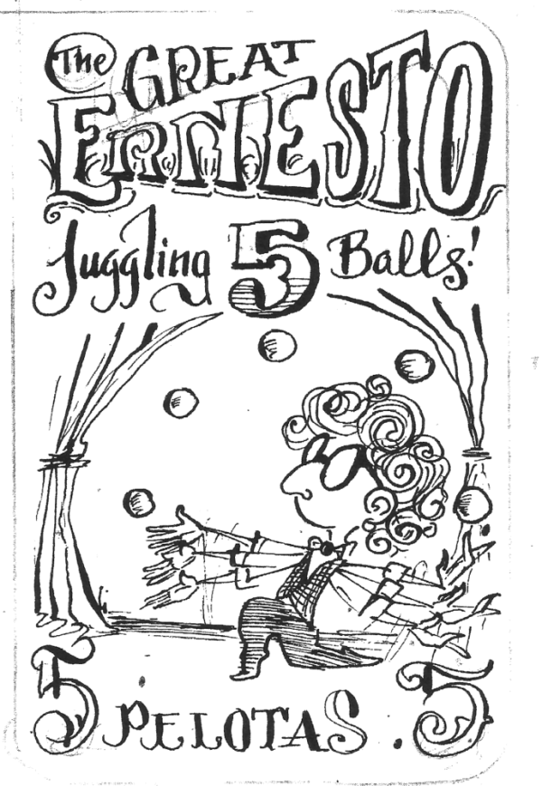 ball-juggling